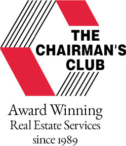 The Chairman's Club - Award Winning Real Estate Services since 1989